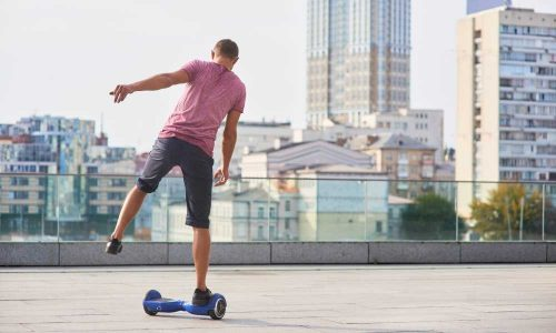 Coocheer 6.5 inch Self Balancing Scooter Hoverboard Review