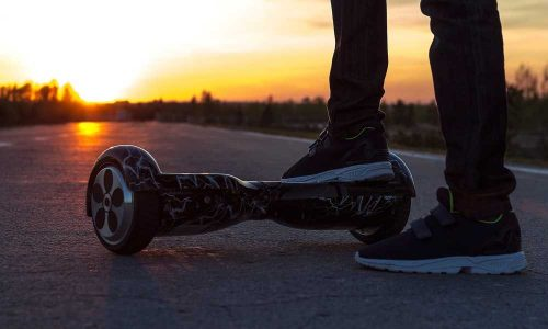 TOMOLOO Hoverboard with Bluetooth Speaker & LED Light Review