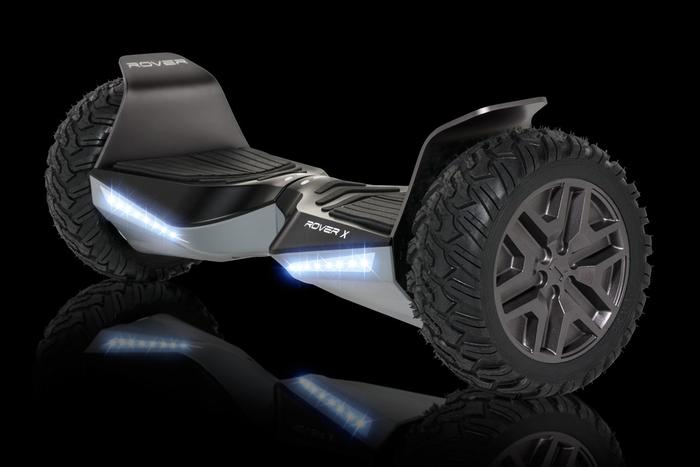 Example of a black hoverboard you can buy
